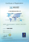 ISO14001-2004 CERTIFICATE