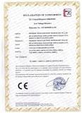 Certification for SVC Voltage Regulator