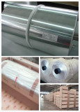 Factory supply 8011 8079 1235 aluminum foil jumbo roll