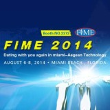 Miami FIME 2014 ( Booth:NO.2372)