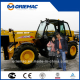 Kazakhstan Client Inspected XCMG Telescopic Forklift in XCMG Factory