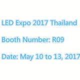 LED Expo 2017 Thailand