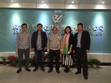 2013 Uzbekistan customer visit HOOHA
