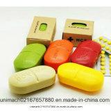 Tablet samples of single punch tablet press