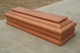 wooden coffin (H004)