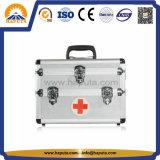 Aluminum First Aid Kit with 3 Key Locks