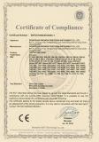 SINOWON CE Certificate of Testing Machine