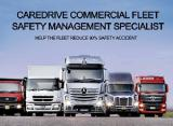 Driving safety management solutions for commercial fleets in different industries
