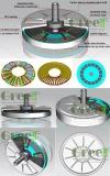 Axixl Flux Permanent Magnet Generator