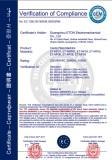 Candy floss machine CE certificate by ECM