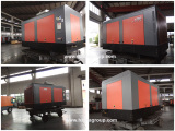 Hanfa Group S95 Screw Air Compressor Was Exported Abroad On April 9,2017.
