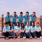 Sunshine team #wpc decking floor