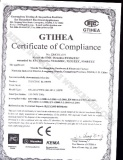 CE Certificate of Compliance-2