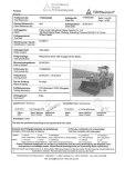 loadr FL936F-II Iran ISO test report