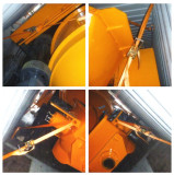 Packing Details For Concrete Mixer Pump