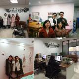 Hanyee People Show ----Export Department