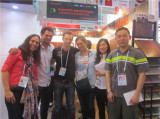 Carton Fair with Clients