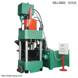 SBJ-500 Aluminum Briquetting Press