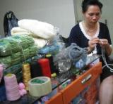 Ms Li, Our Hand Crochet Designer