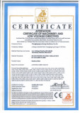 Banbury mixer CE certification