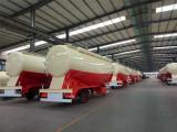 semi-trailer oil tank truck