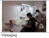 socks packing