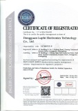 LUPHITOUCH is an ISO13485 certified factory for desiging and manufacturing medical device keypads