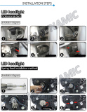 How to solve LED Headlight Conversion Fan Problem