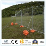Galvanized Temporary Fencing