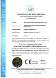 Stretch Film Machine CE Certificate