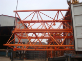 Loading jibs(boom) of TC4810 tower crane