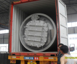 5 Ton Tyre Pyrolysis Machine for India