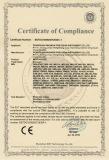 SINOWON CE Certificate of Microscope
