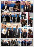 Great moments in Bauma China 2014