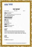 certificate AOV testing