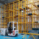 drive in racking installation in Algeria