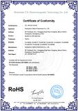 RoHS certificate of LED light bars