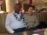customer from Sudan