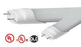 UL CUL DLC T8 LED tube