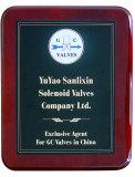 solenoid valve -- GC VALVES