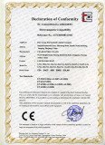 CE Certificate EMC test for LED Flood Light