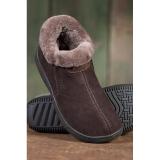 Sheepskin shoe