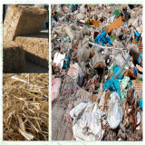 STRAW & SOLID WASTE
