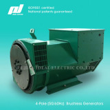 Brushless Silent Generator Self Excitation with AVR Control (Manufacturer)