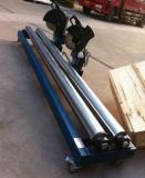Max 5m Width Electrical Mesh Banner Roll Cutting Machine