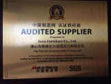 Audited Supplier with SGS Confirmation
