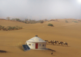 Solar Refrigerators Freezers Air conditioner applied in deserts