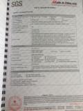 SGS testing report3