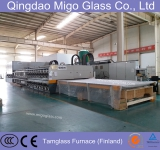 Finland Tamglass Furnace for Tempered Glass Production