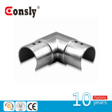 Stainless Steel Angle connector/ Flush Angle